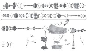 700R4 Exploded Diagram http:wwwtruckforumforums