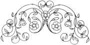 1000 ideas swirl pattern