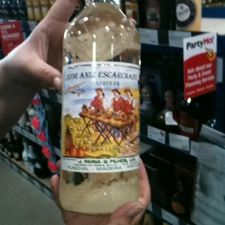 Thats an anise branch covered in sugar crystals inside the liquor  Drinking  Pinterest