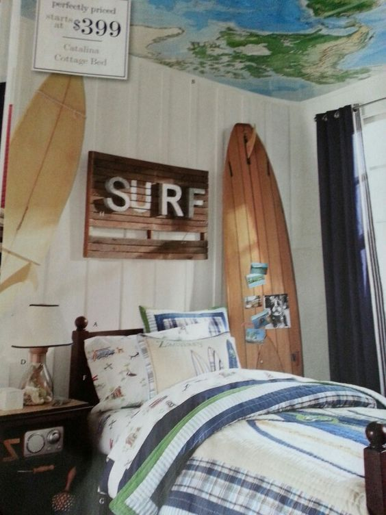 25 Best Ideas About Surf Bedroom On Pinterest Surf Room
