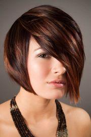 coolest hair highlights short