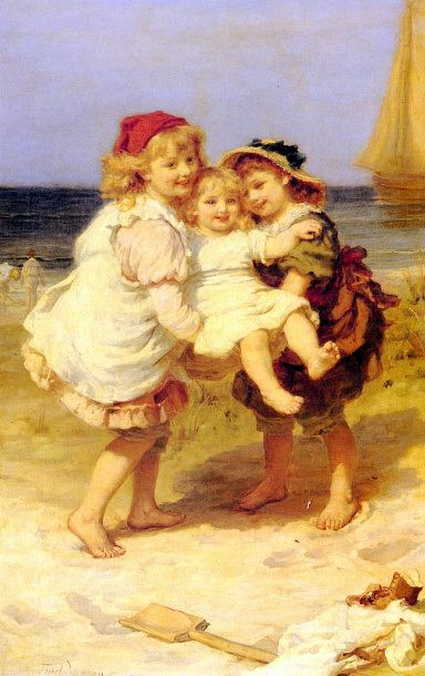 wholesale beach chairs invalid shower 232 best images about frederick morgan art. on pinterest | auction, british and childhood
