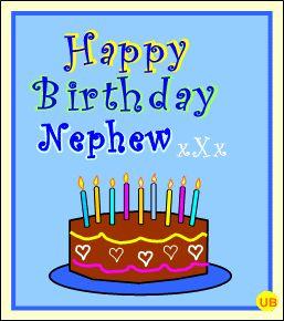 Free Singing Greeting Cards Nephew Nephew Birthday Cards Free Family Birthday Cards Musical