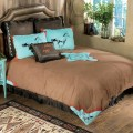 Turquoise and brown western bedroom galleryhip com the hippest