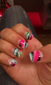 ideas crazy nail