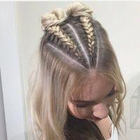 Best 25+ Braids for thin hair ideas on Pinterest | Thin ...