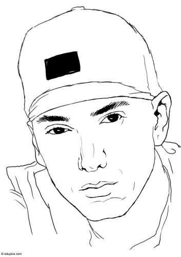 Html layout, Eminem and Coloring pages on Pinterest