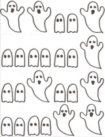1000+ images about Ghost Theme Preschool on Pinterest