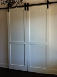 Custom Barn Doors - double doors | Project: Sliding Doors ...