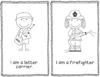 145 best images about Community Helpers on Pinterest