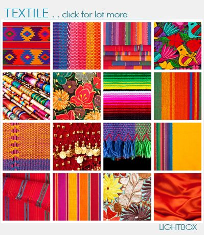South American Patterns   with Latin American and