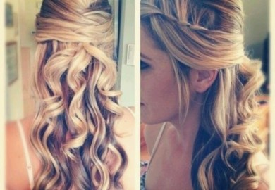 Pinterest Hairstyles Half Up
