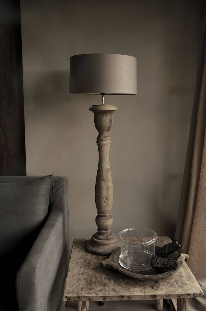 20 beste ideen over Houten lamp op Pinterest  Led lamp