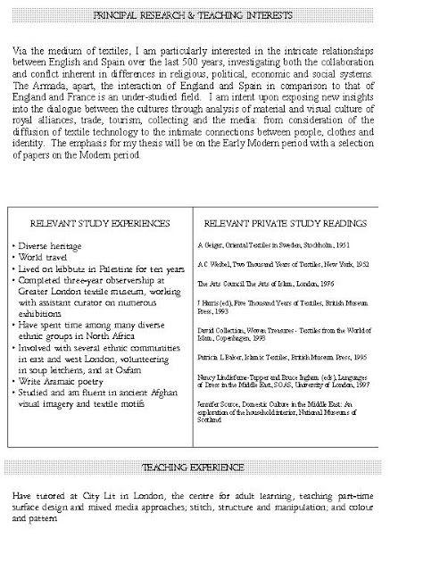 Good CRNA CV Page 2 Best Resume And CV Design Pinterest