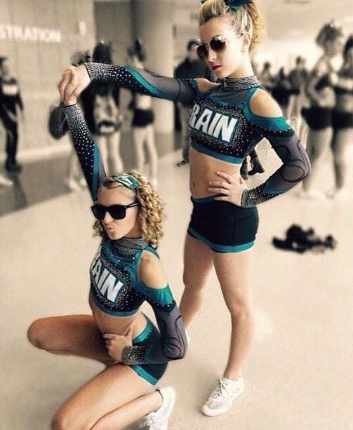 Individual Poses Cheer Cool