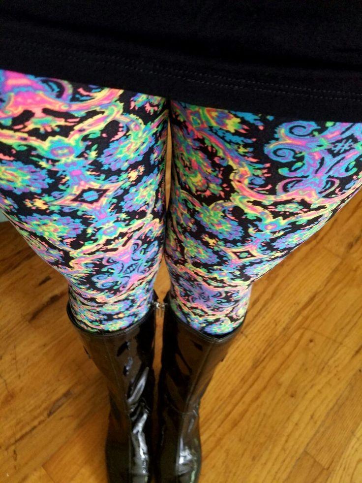 7 Best Images About LuLaRoe Leggings On Pinterest Floral