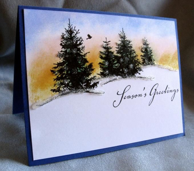 310 Best Images About Stampin Up Christmas On Pinterest