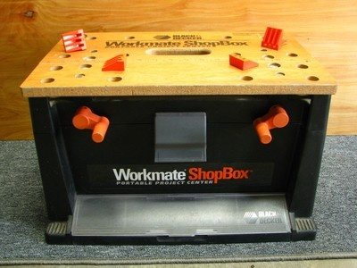 Black And Decker Workmate Shopbox Tools Pinterest Black