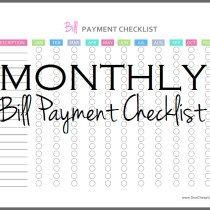 1000+ ideas about Bill Payment Organization on Pinterest
