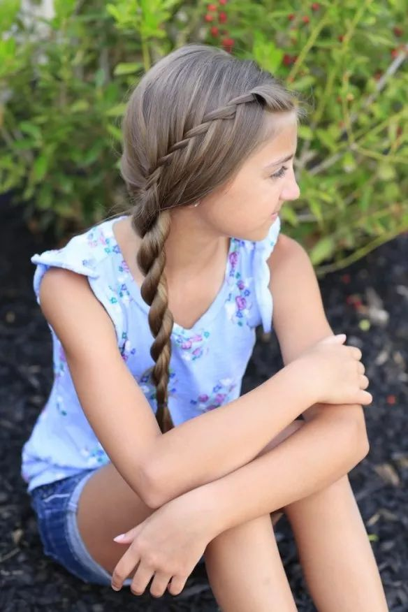 25 Best Ideas About Rope Twist Braids On Pinterest Long