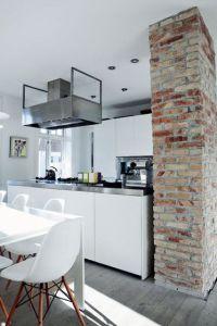 25+ best ideas about Kitchen Brick on Pinterest | Exposed ...