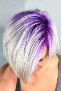 The 25+ best Purple hair ideas on Pinterest | Violet hair ...