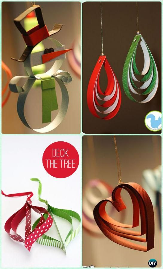 1000+ Ideas About Paper Ornaments On Pinterest  Ornaments