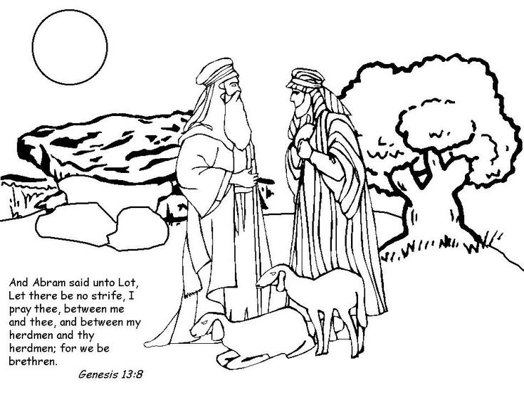 12 best images about Bible: Abraham and Lot on Pinterest