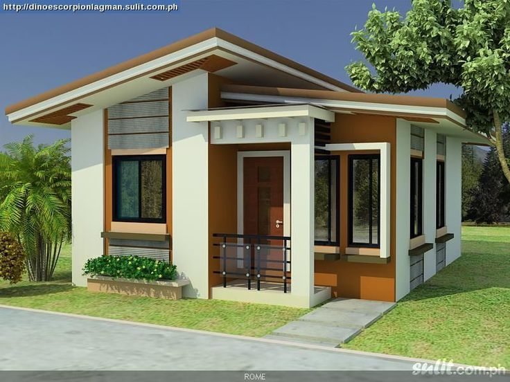 Philippine Bungalow House Design Beautiful Home Style House