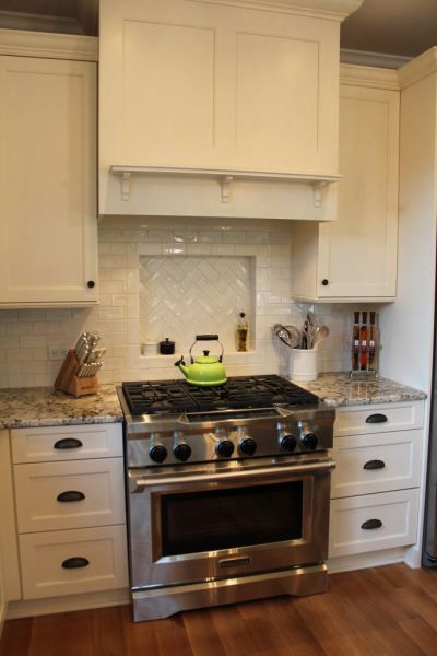 white kitchen cabinets with subway tile backsplash 25+ best ideas about Subway Tile Backsplash on Pinterest