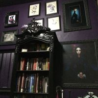 1441 best Gothic Decor images on Pinterest