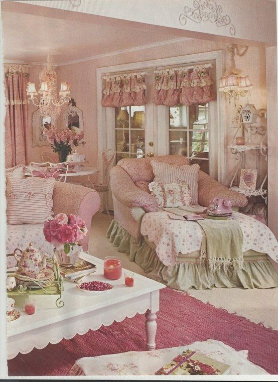 17 Best images about shabby chic living room on Pinterest  Shabby chic decor Shabby chic blog