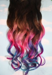 ideas dyed tips