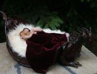 medieal beds | Medieval Dragon Bed | Bobbie | Pinterest ...
