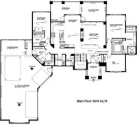 Unique Ranch House Plans | Stellar Homes | Custom home ...