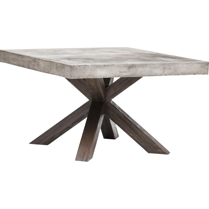 15 best ideas about Square Dining Tables on Pinterest