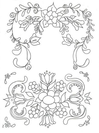 1617 best Embroidery Patterns images on Pinterest