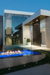 Beautiful Modern Luxury Home @ #BeverlyHills: ~ Laurel Way ...