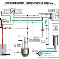 4 Pin Mini Din Power Connections Lumbar Vertebrae Diagram Automotive Alternator Wiring | Boat Electronics Pinterest