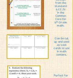 Sixth Grade Math Common Core Breakdown   Mixminder [ 1200 x 720 Pixel ]