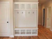 Mudroom Corner Bench Lockers | Home Decor | Pinterest ...