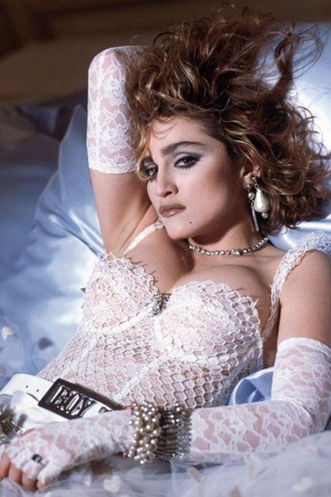 How To Do Madonna Makeup 80s Makeupview