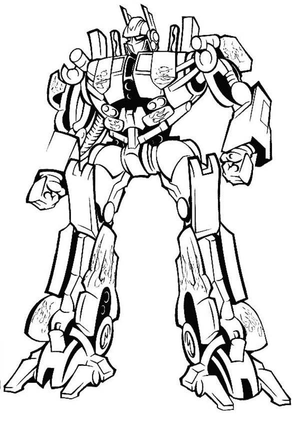 Transformers: Age of Extinction Amazing Optimus Prime