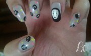 spirited nails painted