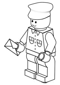 1000+ ideas about Lego Coloring Pages on Pinterest