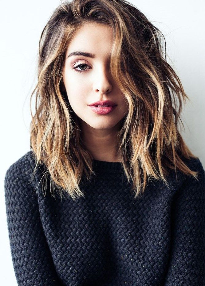25 Best Ideas About New Hairstyles On Pinterest Mid Length Hair