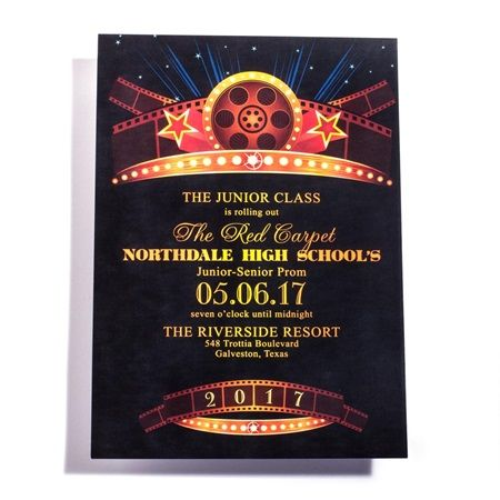 25 Best Ideas About Hollywood Invitations On Pinterest
