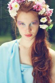 floral bridal