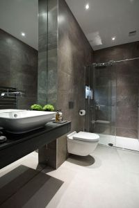 25+ Best Ideas about Grey White Bathrooms on Pinterest ...
