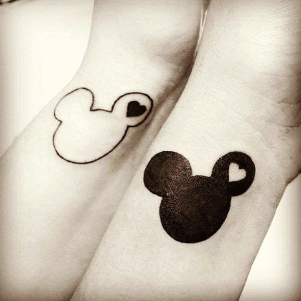20 Matching Couple Henna Tattoos Ideas And Designs